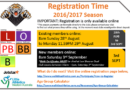 Registration Time 2016/2017