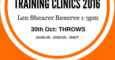 FREE Throws Training Clinic this Sunday