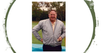 Recent Passing of Mr Trevor Straughan