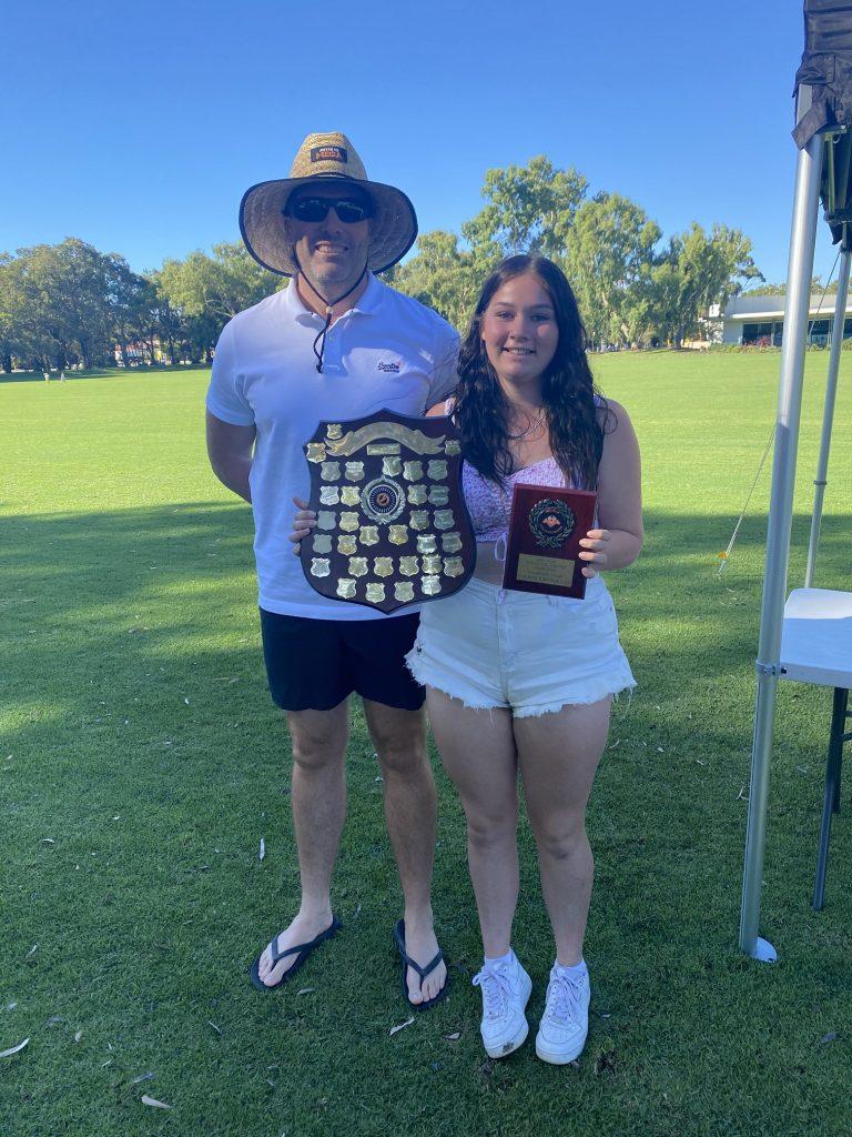2020/2021 Champion Club - Palmyra Bicton